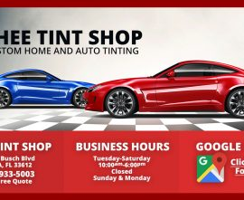 Thee Tint Shop